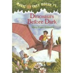 Dinosaurs Before Dark    The first book that made me love dinosaurs.
