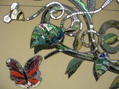 vine mosaic