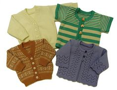 $ variations for flat bed knitting machine baby sweaters