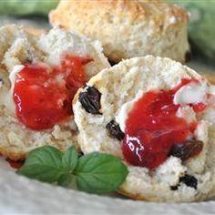 Cinnamon Sour Cream Biscuits Allrecipes.com