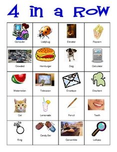This board is created to help students with syllables. Students roll dice (or you can use a spinner). There are words that have up to 4 syllables. ...