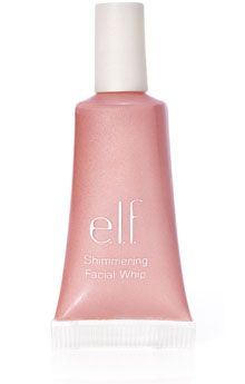 Our Shimmering Facial Whip is a multipurpose, on-the-go whipped highlighter packed with Vitamin E to instantly brighten and soothe skin with no greasy after-feel. Ideal for using on your cheeks, lips, eyelids or anywhere you would like a radiant pop of shimmering color.  This is the BEST under-eye concealer EVER! It's not meant to be (it's actually shimmer for your lips, cheeks, or eyelids). And it's only $1!