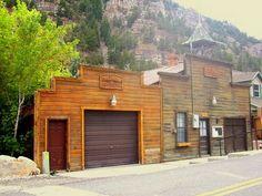 Utah ghost towns