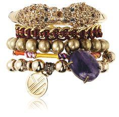 Loving this @samantha_wills bracelet set