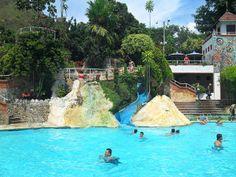 El Laguito Resort. Santander, Colombia.