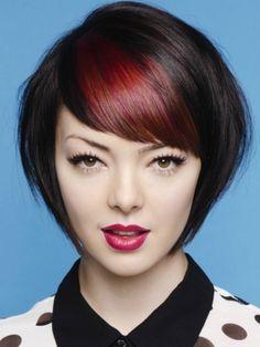 Medium Haircut - Chic Casual Medium Hairstyle Ideas