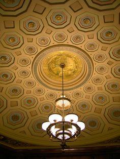 Ceiling chandelier, 2009