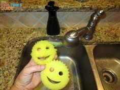 Scrub Daddy Uses: 50+ Creative Ways To Use A Scrub Daddy Sponge! amazing...