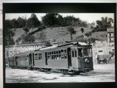 Trenes antiguos 5 (Tranvía)