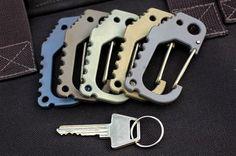 Ansoknives.com: Carabiner V.2