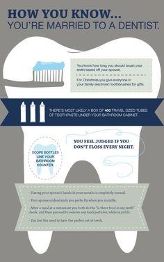 OR a dental hygienist!