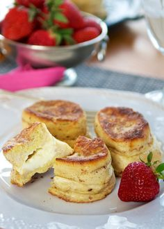 Baked French Toast with Maple Praline Sauce...yes, please! Toast Cupcak, Breakfast, Food, Sauc, Brunch, Baking, Baked French Toast, French Toast Casserole, Black Friday