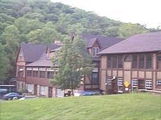 Main side at surprise lake camp