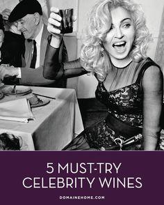 Celebrity Wines.