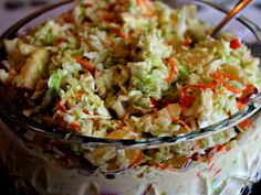 Sweet Tea and Cornbread: Mama's Coleslaw!
