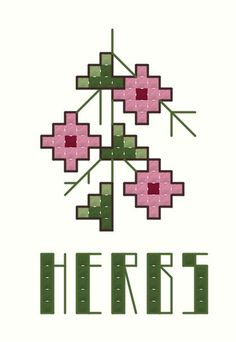 Free Mini Cross-stitch Patterns - Original Cross-Stitch Designs by Thomas Beutel      X-stitch picture for doll house.
