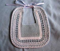 libraries, bib english, crochet miscellan, babi bib, crochet babykid, más crochet, babero, bibs, english style