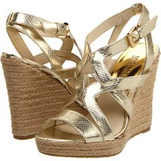 MICHAEL Michael Kors - Palm Beach Espadrille...I actually find these comfortable!