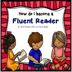 Fluent Reader Posters! Great for mini lessons to teach students what they need to do to become a fluent reader. FREE