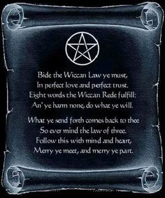 Wiccan-Rede