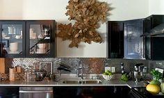 Quién dijo miedo: 10 cocinas negras · 10 Black kitchens