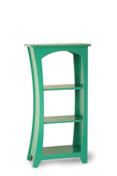 Reversible Curved Medium Sized Bookcase