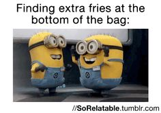 love when that happens