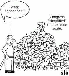 tax humor jokes