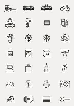 iconography icons