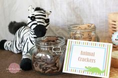 Animal crackers! :)