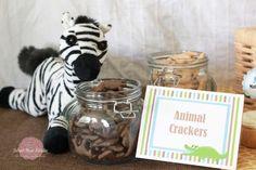 Animal crackers! :)