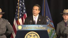 Governor Cuomo signs