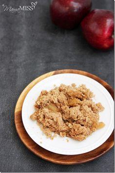 Apple Crisp | Mama Miss