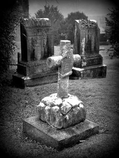 Tombstone at Salem Cemetary