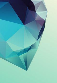 Geometric 3 Art Print by Three of the Possessed | Society6 ($17.00) - Svpply