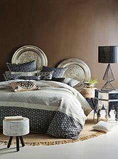 Bedroom on pinterest duvet cover sets duvet and duvet for Housse couette simons