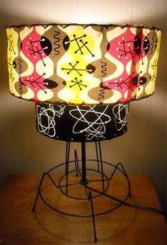 Totally Bitchin' Atomic Lamp