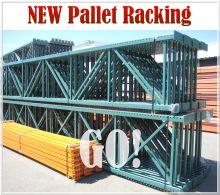 New Pallet Racking