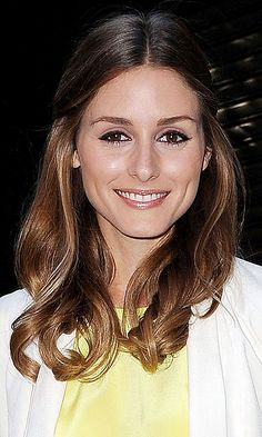 olivia palermo hair november 2013 | Olivia Palermo with copper-flecked brown hair - Hair Colour Spring ...