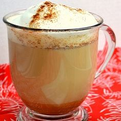 Make Pumpkin Spice Lattes at home! http://www.yummly.com/blog/2012/09/pumpkin-spice-lattes-for-national-coffee-day/