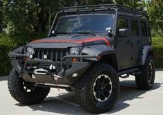 2012 Jeep Wrangler Unlimited in Denton, Texas 2