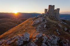 © Mauro Cantoro photography Abruzzo, Rocca Calascio