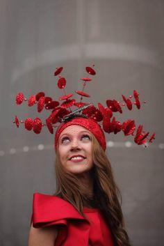 big red hat  beenidrew.com