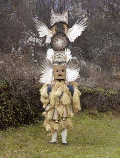 Masks : Charles Fréger's Wilder Mann, Estelle Hanania, Thomas Rousset | meta :: μετά