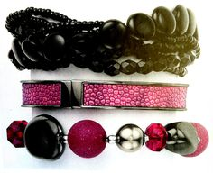 Essence $29, Chloe $24 and Mulberry $35 Bracelets  #PremierDesigns #2013FallWinterCollection