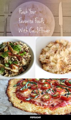 4 creative preparations help you change your tune about cauliflower!