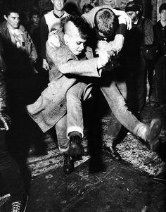 Punks, 1970s