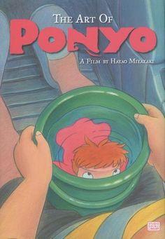 The Art of Ponyo (Ponyo on the Cliff By the Sea) by Hayao Miyazaki. $23.09. Publication: August 11, 2009. Series - Ponyo on the Cliff By the Sea. Author: Hayao Miyazaki. Publisher: VIZ Media LLC (August 11, 2009)