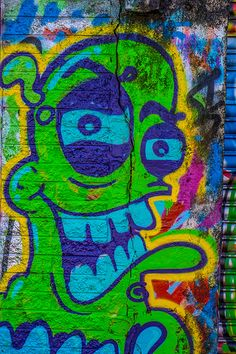 Street Art - Windmill Lane (Dublin)