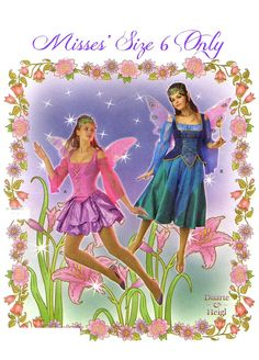 FAIRY DOLL PATTERNS | Browse Patterns